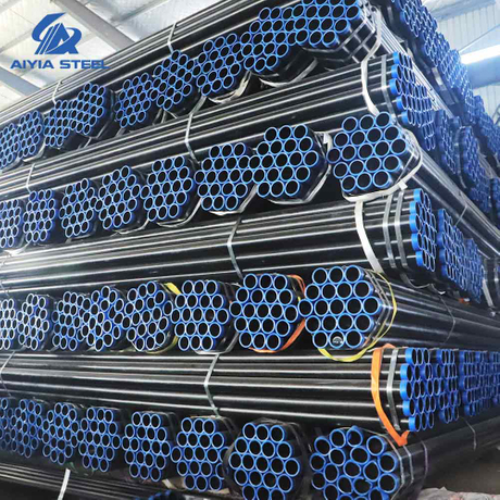 Black Annealed Steel Pipes